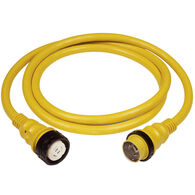Marinco 50-Amp 125/250V Powercord Plus, 50'