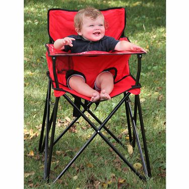 Baby Go-Anywhere-Highchair