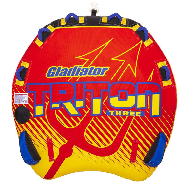 Gladiator Triton 3-Person Towable Tube image number 1