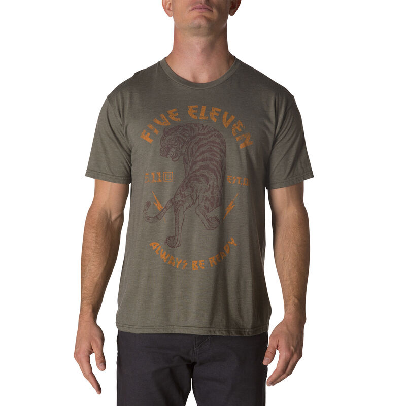 5.11 Tactical Men's Short-Sleeve Graphic Tee image number 3
