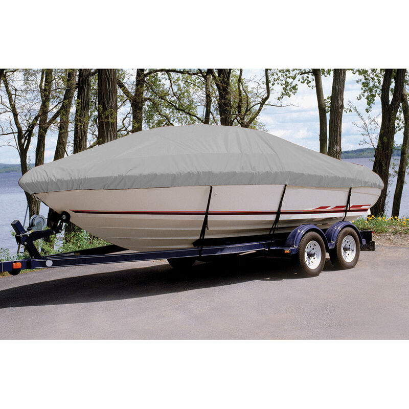 LUND 1600 ANGLER DLX SIDE CONSOLE O/B image number 4