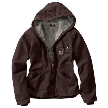 Carhartt Women's Sandstone Sherpa-Lined Sierra Jacket