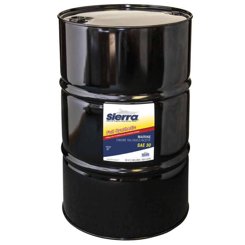 Sierra SAE 30 Synthetic Oil For Volvo Engine, Sierra Part #18-9410-7 image number 1