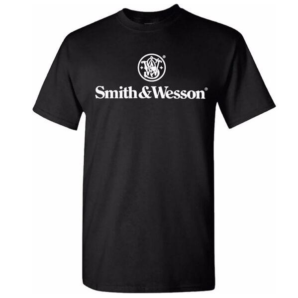 Smith & Wesson Men's Logo Short-Sleeve Tee