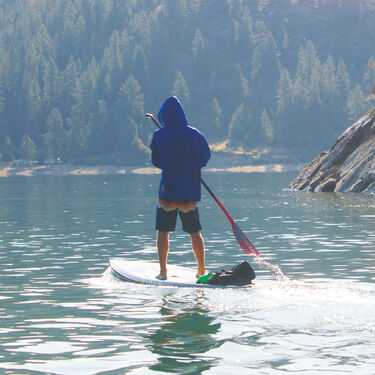 """Radar Meridian 12'6"""" Stand-Up Paddleboard With Bag"""