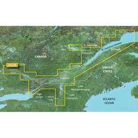Garmin g2 Vision BlueChart - St. Lawrence Seaway