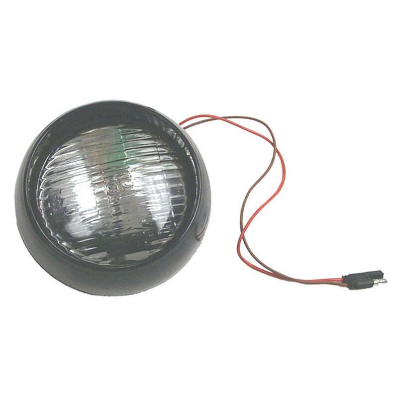 Sierra 12V Eyeball Docking Light Replacement, Sierra Part #95016 image number 1