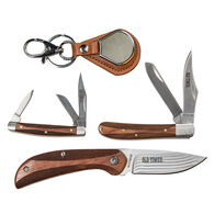 Old Timer 2018 Limited Edition 3-Piece Wood Handle Knife Set