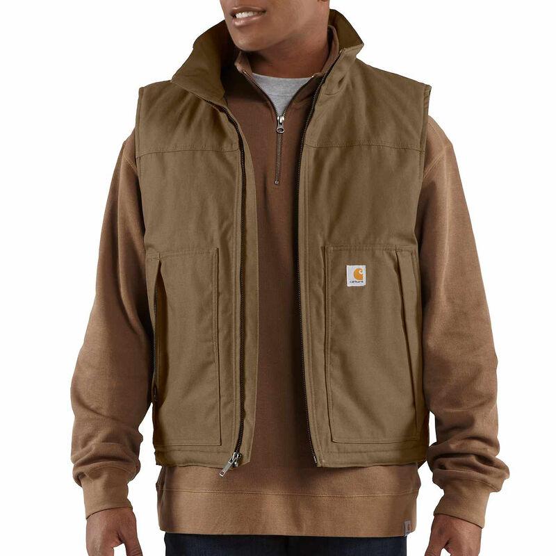 Carhartt Men's Quick Duck Jefferson Vest image number 2