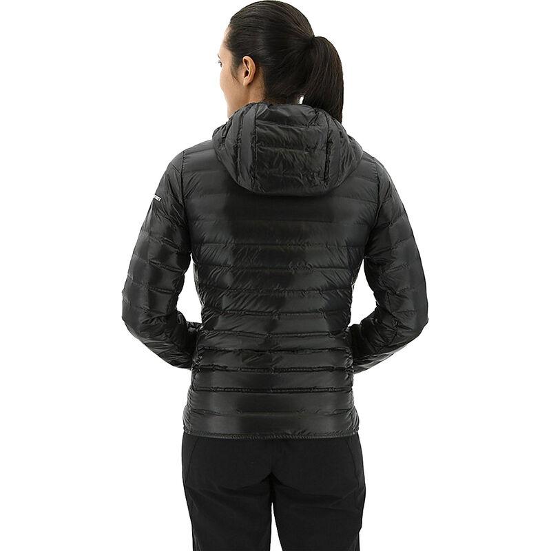 Adidas Women's Terrex Lite Down Hooded Jacket image number 3