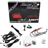 Race Sport ColorADAPT Interior LED Accent Kit with Key Card, RGB Multi-Color