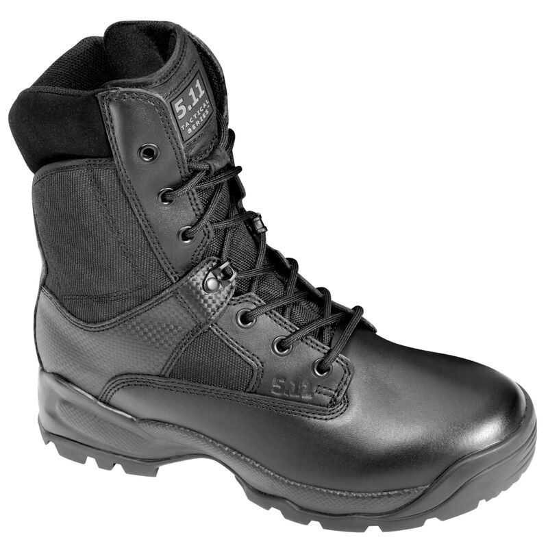 "5.11 Tactical Men's ATAC 8"" Side Zip Boot image number 1"