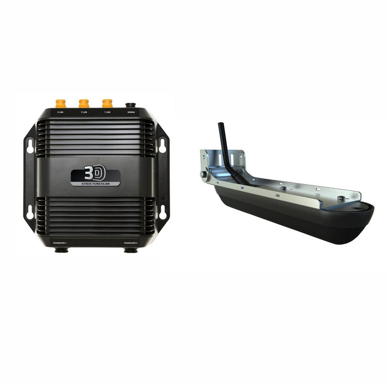 Navico StructureScan 3D Module And Transom-Mount Transducer image number 2