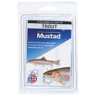 Mustad 35-Piece Assorted Hook Kit