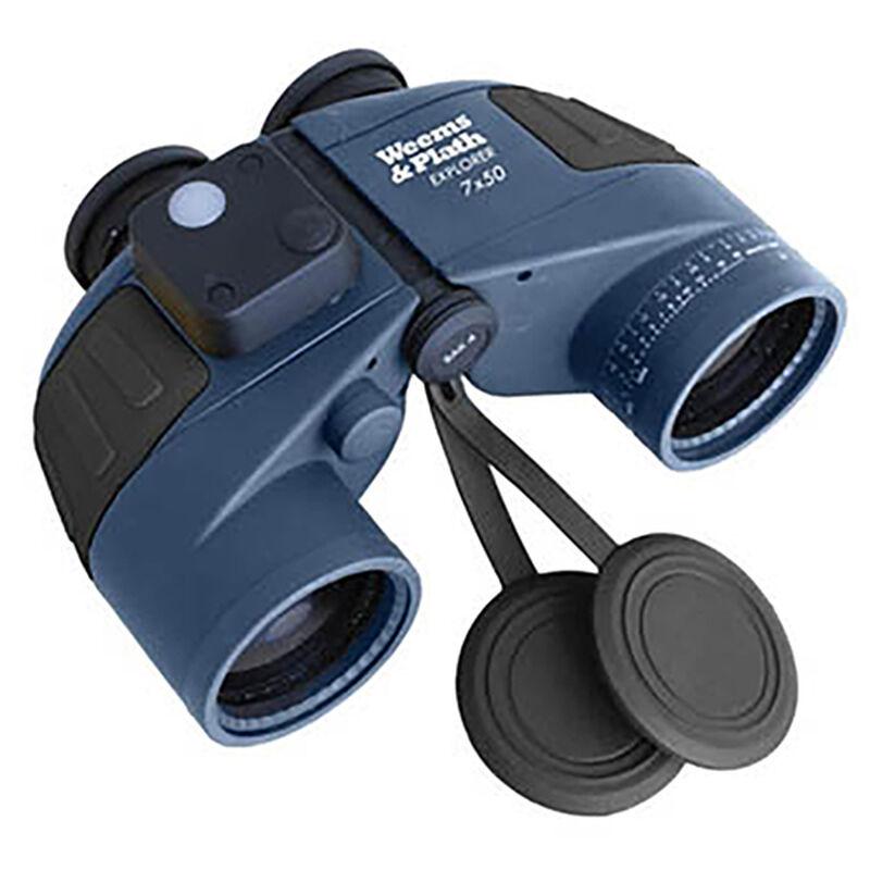 Weems & Plath EXPLORER 7 x 50 Binocular with Compass  image number 1