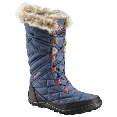 Columbia Women's Minx Mid III Santa Fe Waterproof Winter Boot