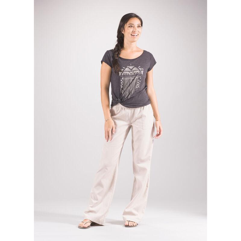 PrAna Women's Longline Short-Sleeve Tee image number 9
