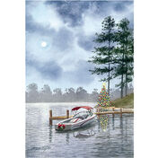 Lakeside Serenity Christmas Cards