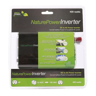 Nature Power 400-Watt Modified Sinewave Inverter