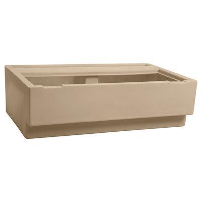 "Toonmate Pontoon 36"" Wide Bench Seat Base"