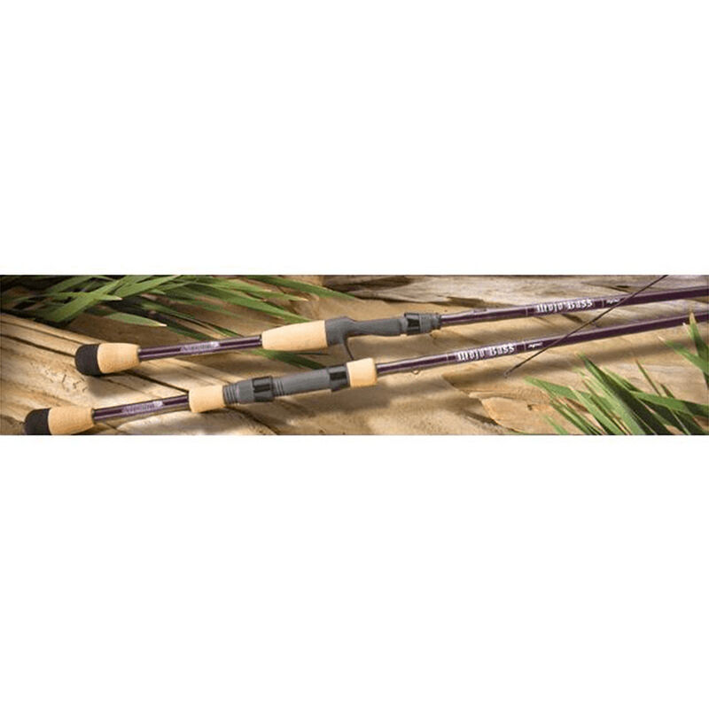 St. Croix Mojo Bass Casting Rod image number 2