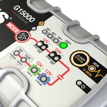 NOCO G15000 UltraSafe Smart Battery Charger