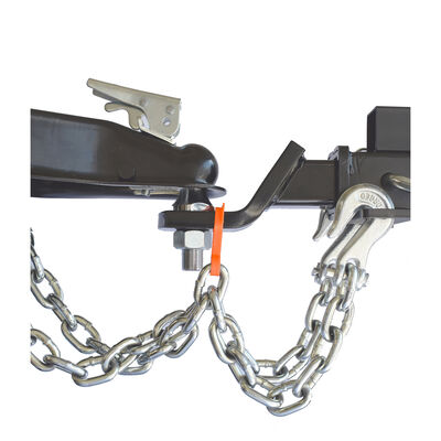 GR Innovations Class 3 Hitch Safety Chain Hanger