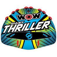 WOW Giant Thriller 4-Person Towable Tube