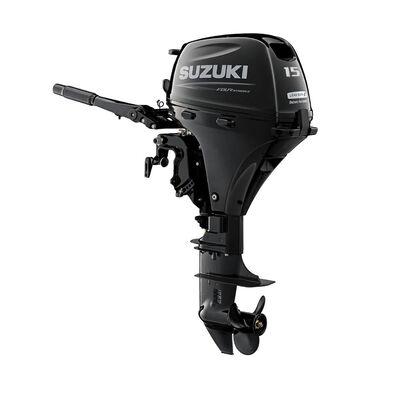 Suzuki 15 HP Outboard Motor, Model DF15AEL3