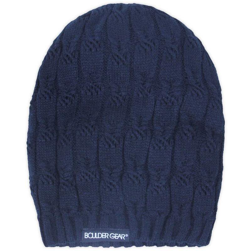 Boulder Gear Women's Toasty Knit Beanie image number 1