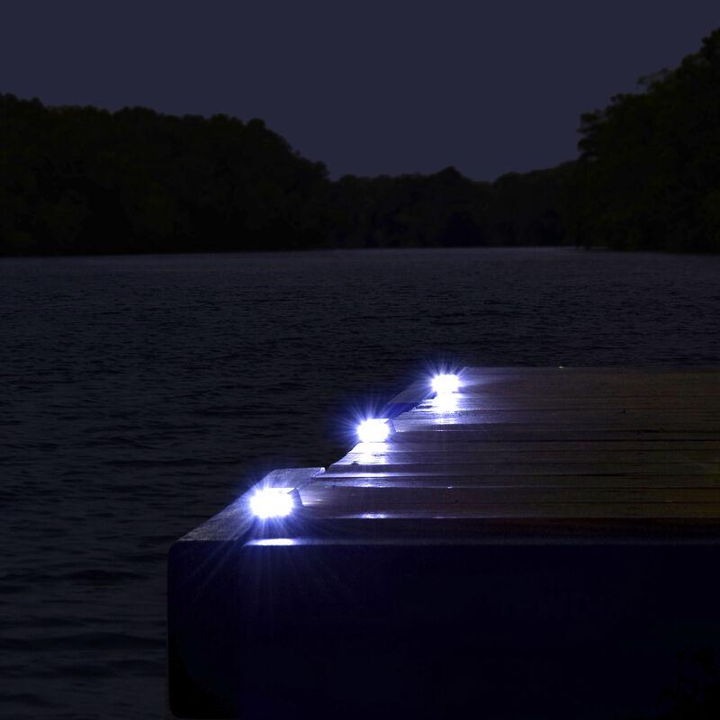 Dockmate Starlite Solar Guide Light For Pontoon Rails image number 8