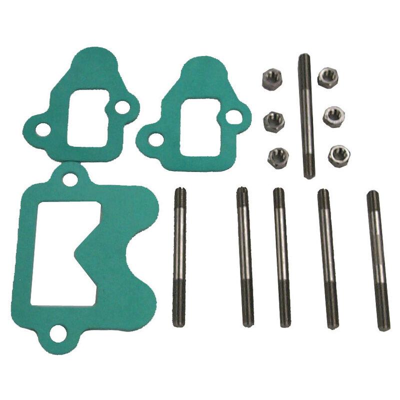 Sierra Exhaust Manifold Mounting Kit For Chrysler Engine, Sierra Part #18-8527 image number 1