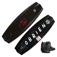 O'Brien Shota Valhalla Wakeboard with Infuse Bindings