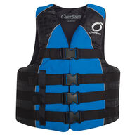 Overton's Men's 4-Buckle Nylon Vest