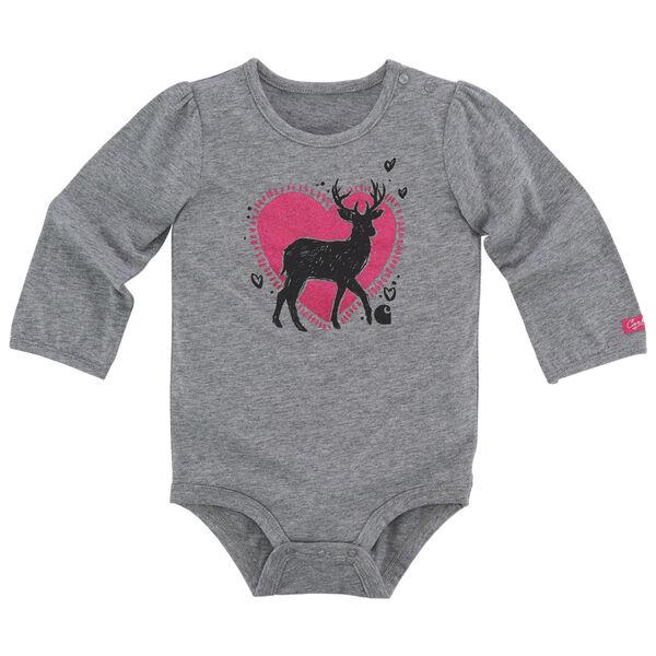 Carhartt Infant Deer Love Bodysuit