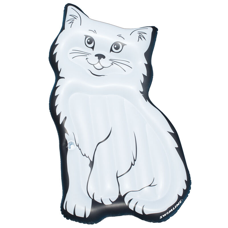Swimline Purrfect Kitty Float image number 1