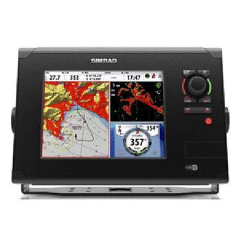 Simrad NSS8 Touchscreen Chartplotter/Multifunction Display