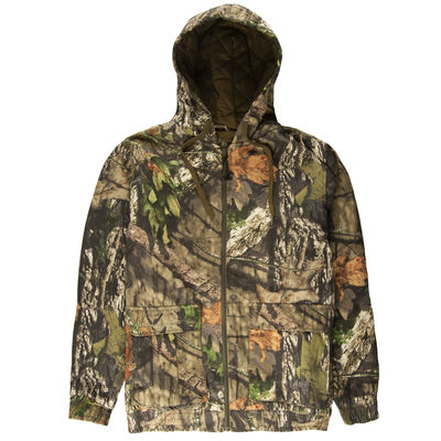 Hunter's Choice Men's Gritty Insulated Jacket, Mossy Oak Break-Up Country Camo