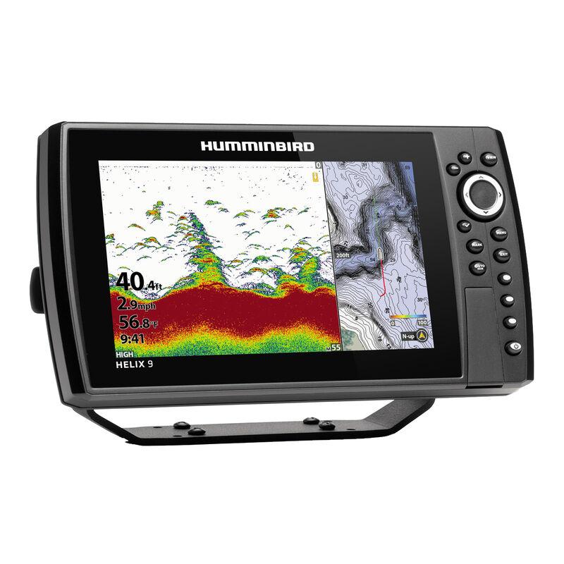 Humminbird Helix 9 CHIRP MEGA DI+ GPS G3N Fishfinder Chartplotter image number 2