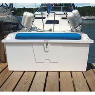 Dock Box Small Top Seat Box Cushion