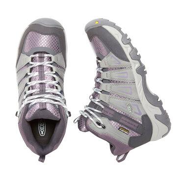 KEEN Women's Oakridge Waterproof Mid Hiking Boot