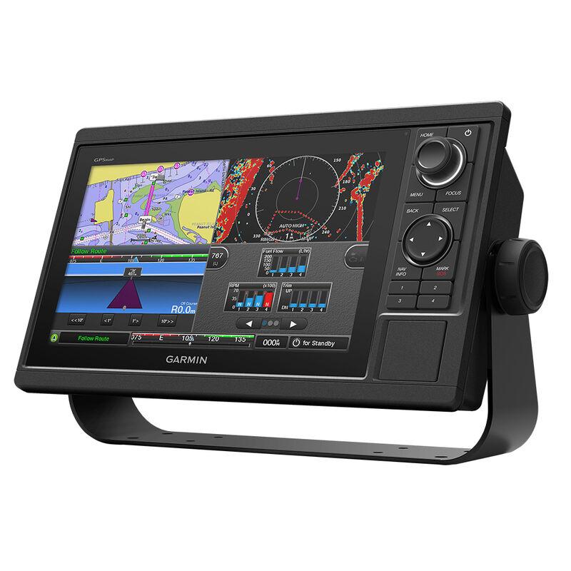 Garmin GPSMAP 1022 Keyed Chartplotter With No Sonar image number 1
