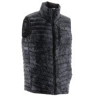 HUK Men's Double Down Camo Vest