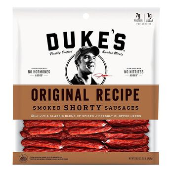 Duke's Original Recipe Smoked Shorty Sausages, 16 oz.