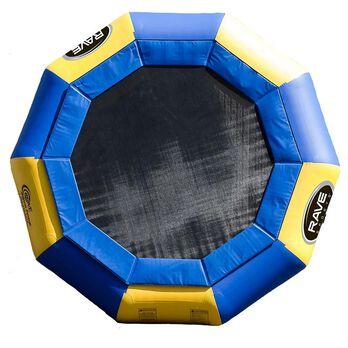 RAVE 15' Aqua Jump 150 Water Trampoline Standard Edition