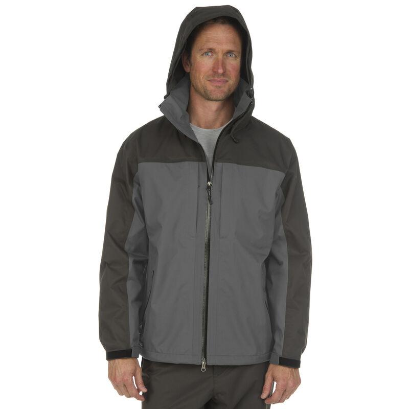 Ultimate Terrain Men's TecH2O Sheltered II Rain Jacket image number 4