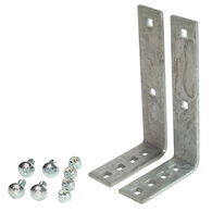 Fender Bracket for Small High-Impact Plastic Fender, pair