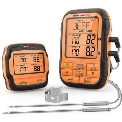 ThermoPro TP28 Dual-Probe Wireless Meat Thermometer