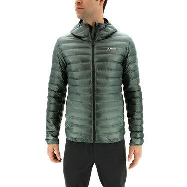 Adidas Men's Terrex Lite Down Hooded Jacket