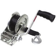 Overton's 1,200-lb. Single Speed Trailer Winch With 20' Strap